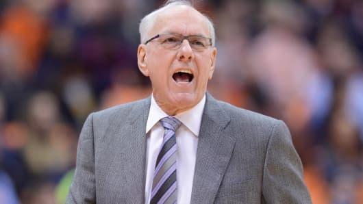 Syracuse Coach Heartbroken Over Fatal Accident