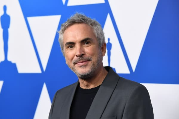 Alfonso Cuarón attends the 91st Oscars Nominees Luncheon at The Beverly Hilton Hotel on February 04, 2019 in Beverly Hills, California.