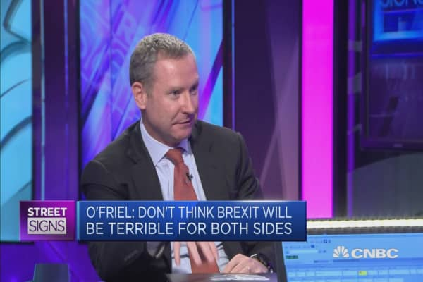 No-deal Brexit isn't necessarily a bad thing: Belmont Investments