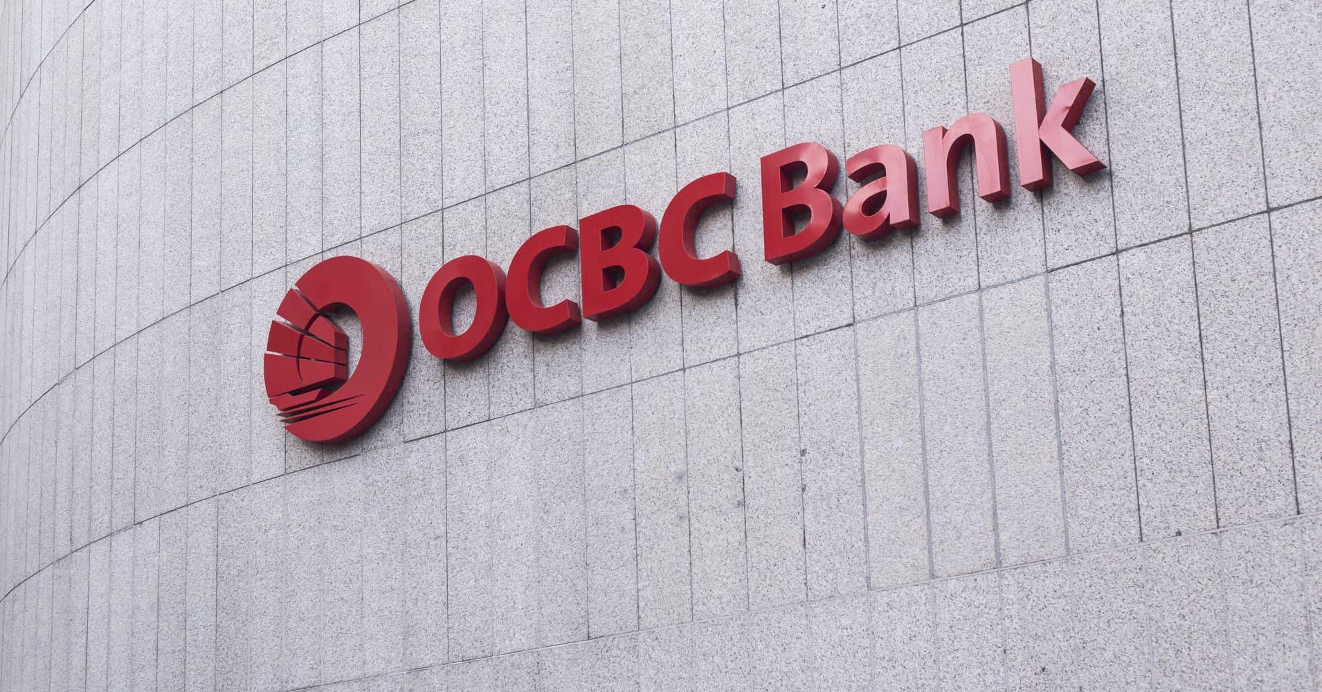 Singapore lender OCBC's quarterly profit falls 10 percent, misses estimates