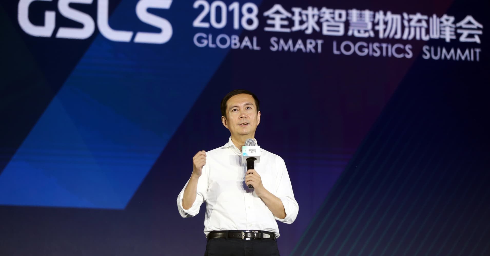 Alibaba CEO rules out layoffs this year despite China's slowing economy