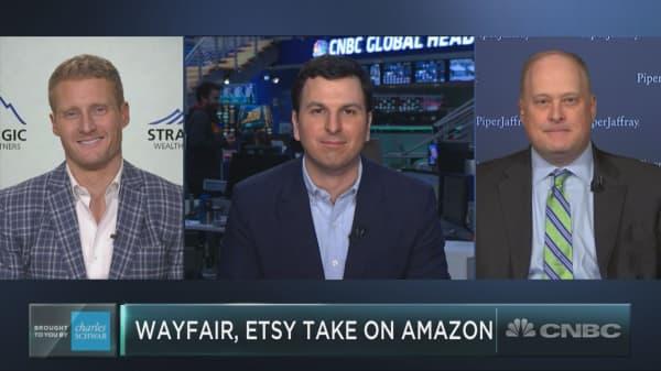 One e-commerce retailer is running circles around Amazon this year