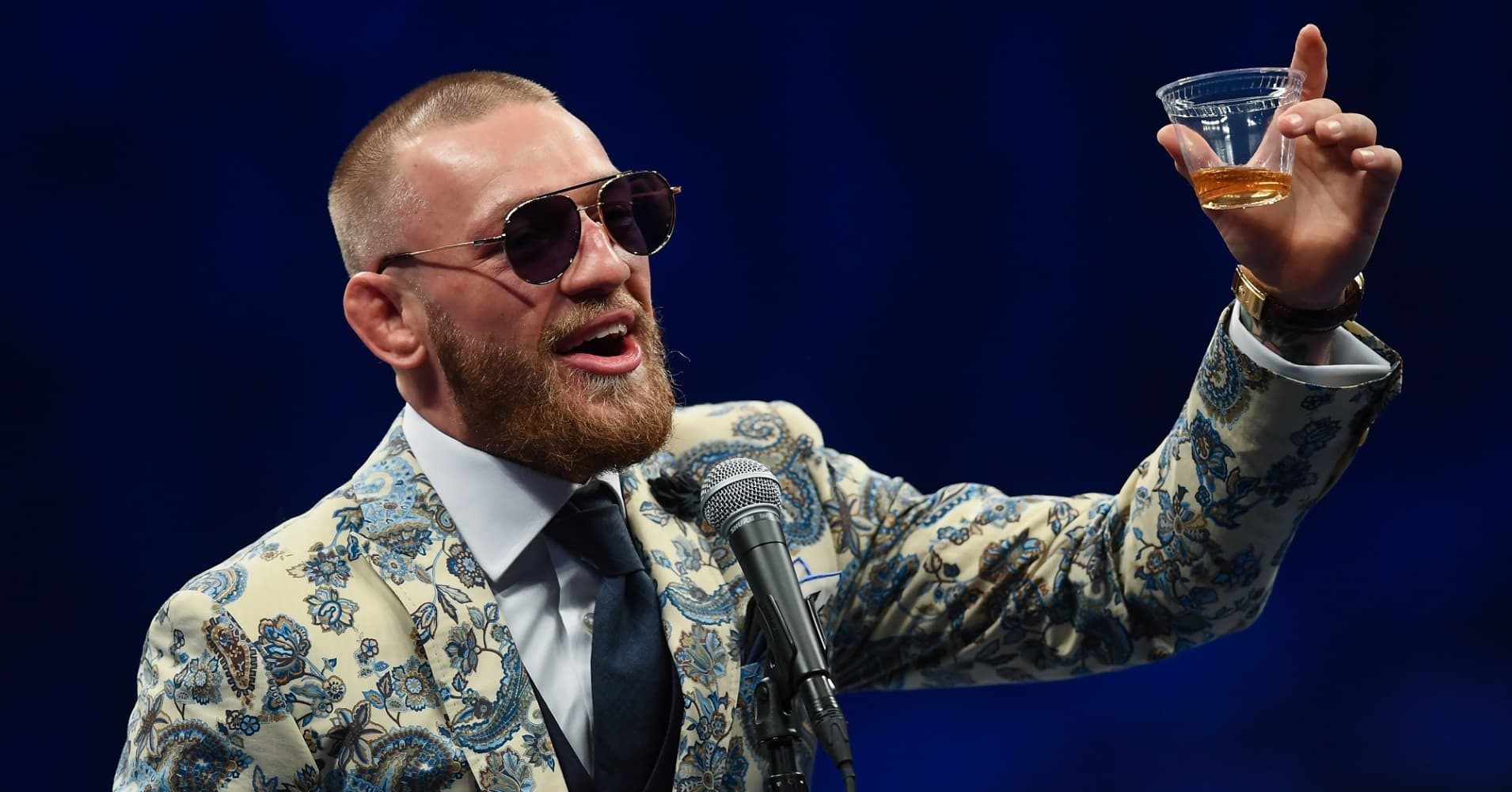MMA fighter Conor McGregor went from welfare to millionaire — here's the simple trick that helped him get there