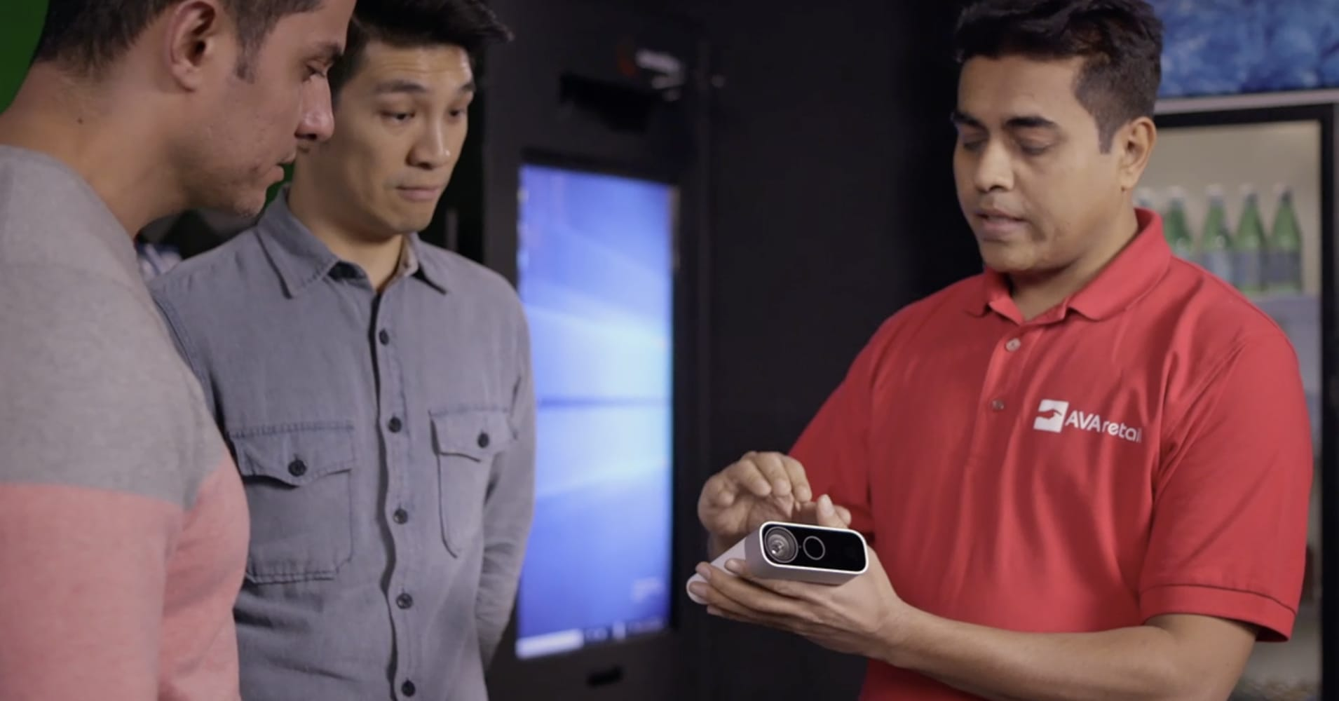 Microsoft reveals an A.I. camera for developers