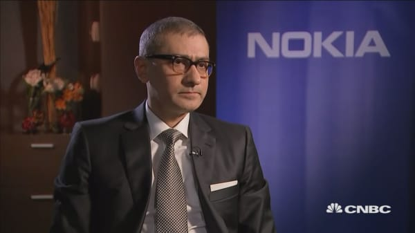 Nokia CEO on why 5G will be delayed in Europe