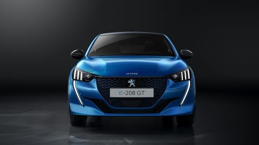 Auto Giant Peugeot To Launch A 100 Percent Electric Zero Emission Car