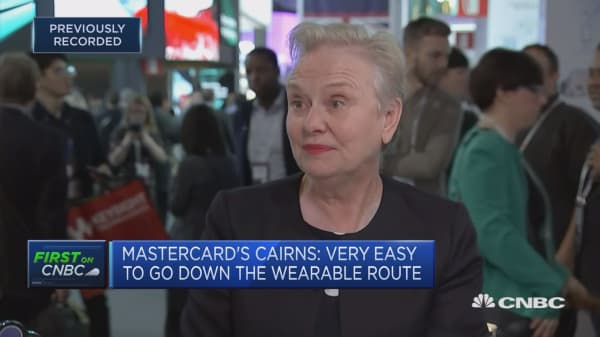Europe's approach to data protection will be adopted worldwide, Mastercard's Cairns says