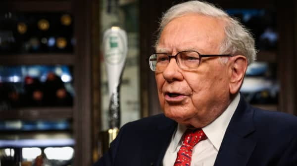 Warren Buffett: The wealthy are undertaxed relative to the general population