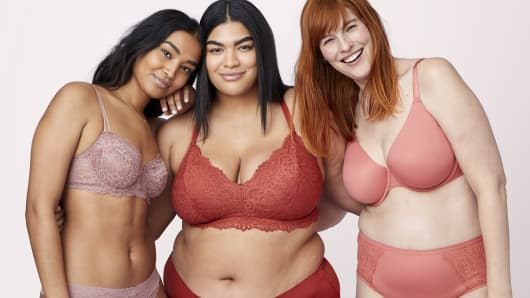 f07ac5fc75 A look at some of the items from the new bra brand Target is launching this