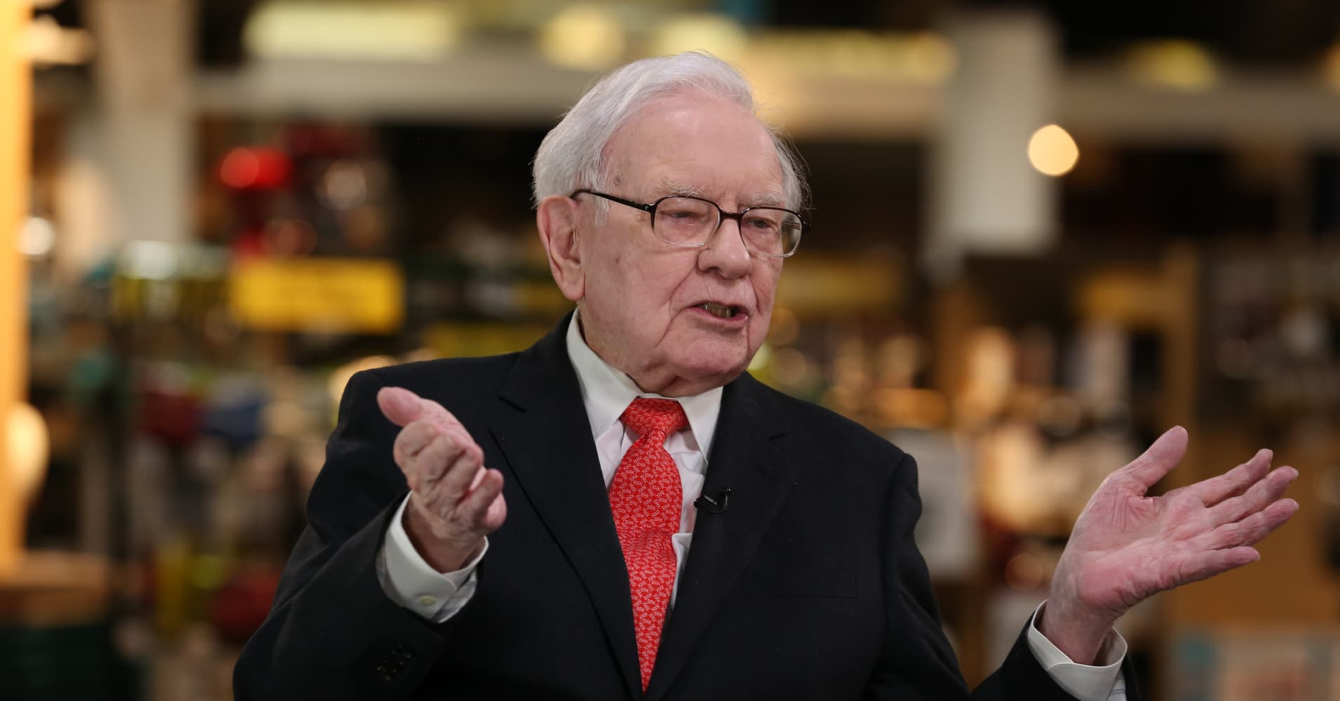 News post image: Buffett confirms Berkshire Hathaway selling workers comp unit