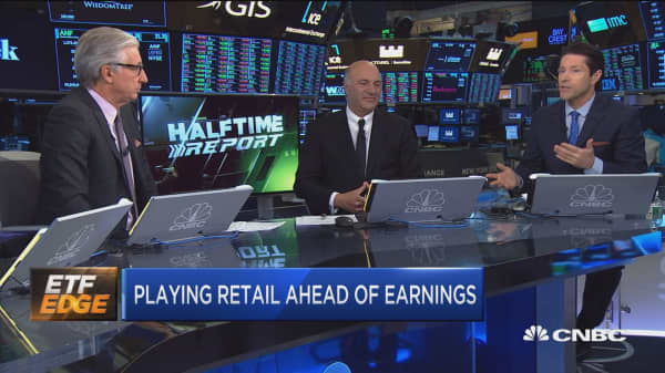 Here are the retail ETFs to watch ahead of earnings