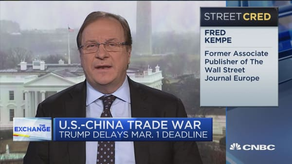 Tech could see an impact from a US-China trade deal, says Atlantic Council CEO
