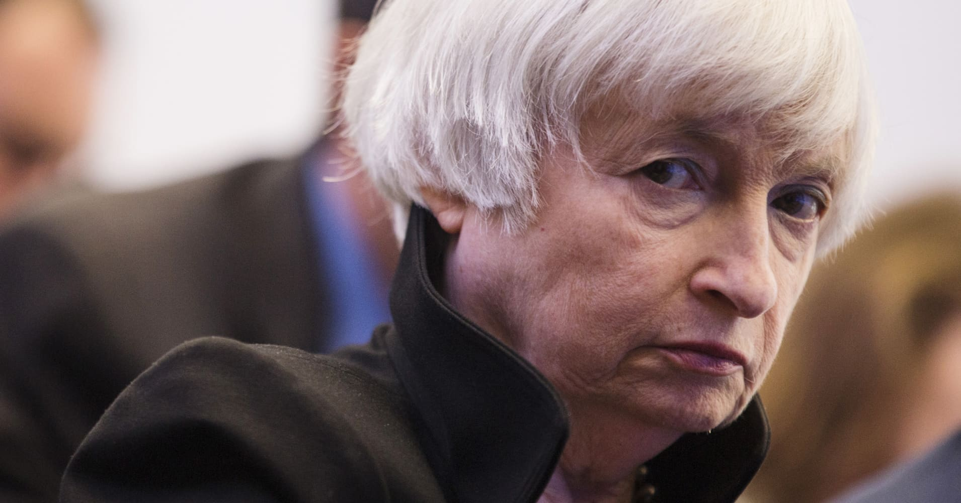 cnbc.com - Kelly Olsen - Ex-Fed Chair Yellen: The recession indicator in the bond market could mean a rate cut not a downturn