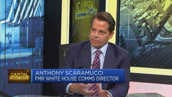 North Korea's economic transformation is key to Trump, Anthony Scaramucci says