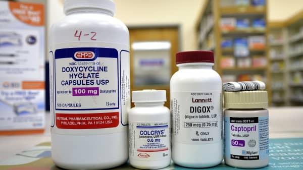 We need more drug price transparency, says Senator Chuck Grassley