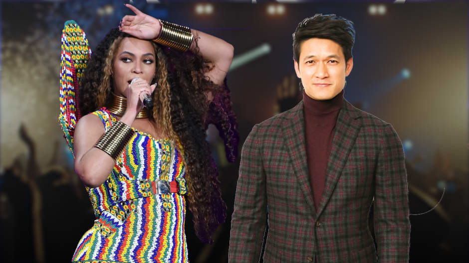 Harry Shum Jr: This is what it's like to have Beyonce as your boss