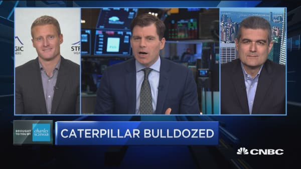 Potential for Caterpillar is there, says trading pro