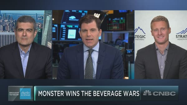 One beverage company is up nearly 70,000% in 20 years