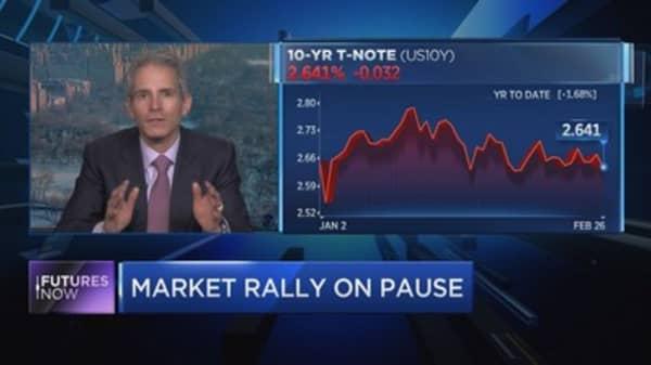 'Earnings growth is grinding to a halt,' warns Blackstone's Joe Zidle