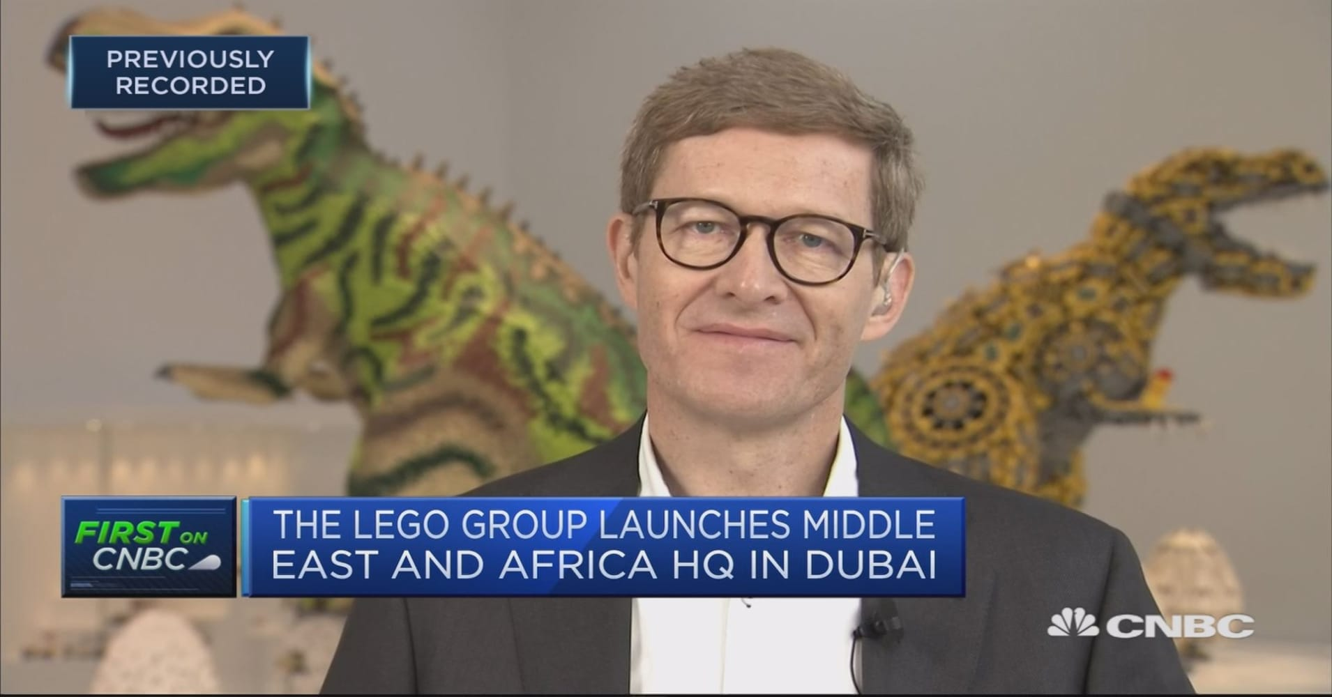 How Lego is adapting to the changing toy industry