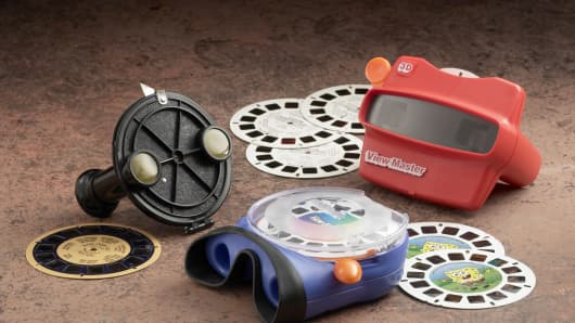 Mattel is going to make a View-Master movie, and it's NOT the first to try