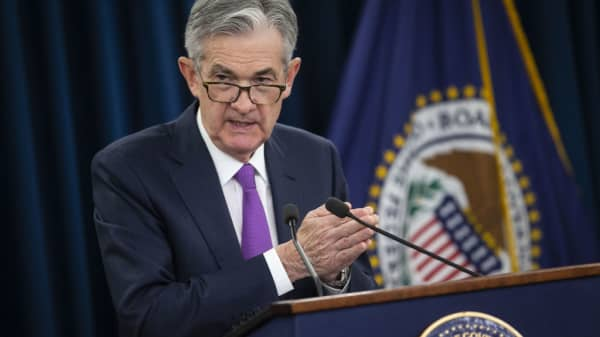 Powell: We're close to an agreement on balance sheet plan