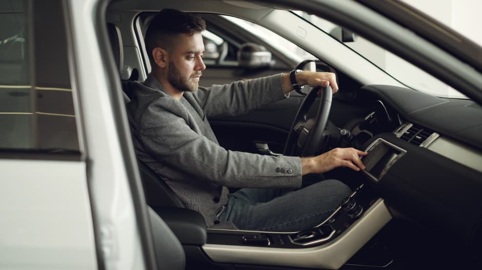 Self-made millionaire Grant Sabatier: Why buying a new car is a massive financial mistake