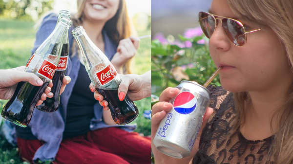 Coke vs. Pepsi: If you invested $1,000 10 years ago, here's how much you'd have now