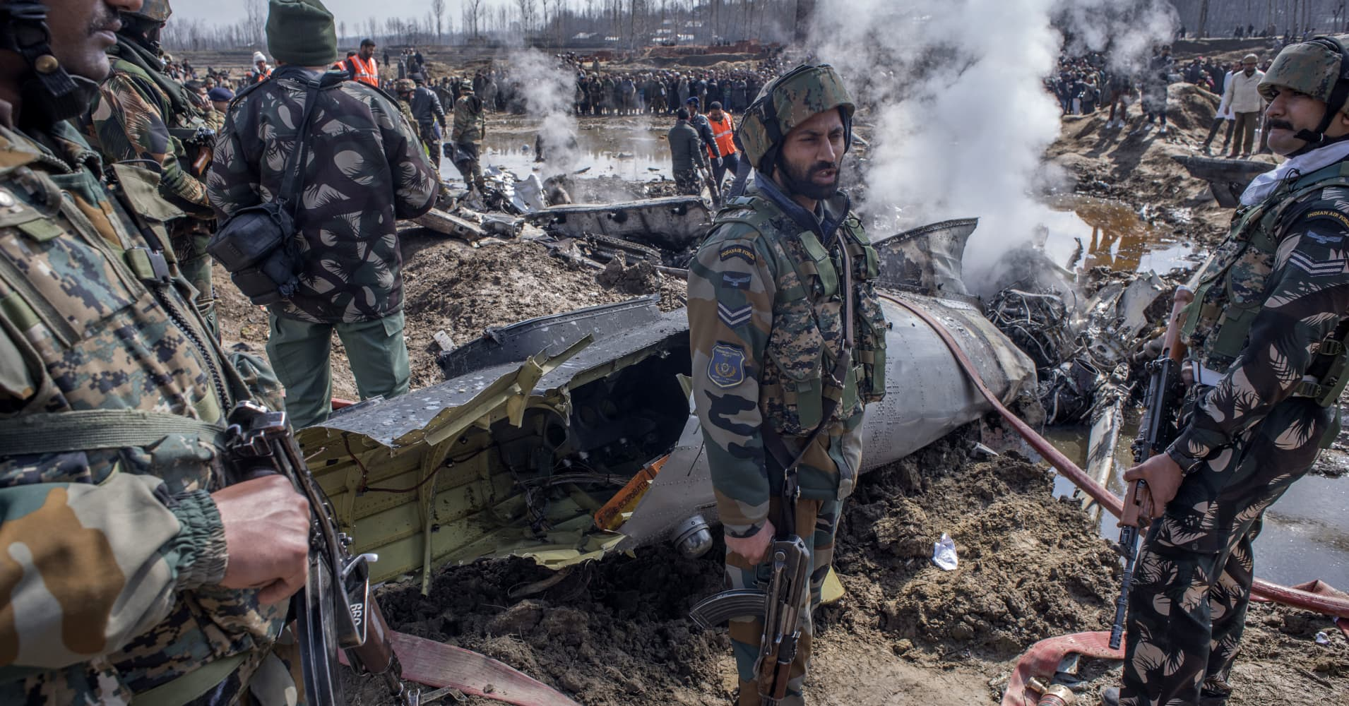 How the escalating crisis between India and Pakistan threatens the US