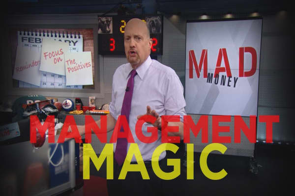 Cramer Remix: GE's CEO has breathed new life into a fallen franchise