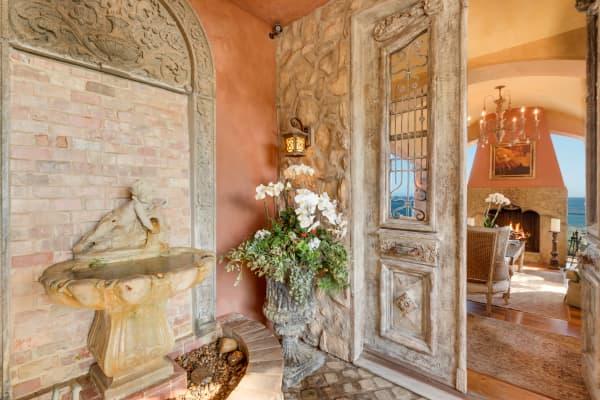 Edlich's antique front door