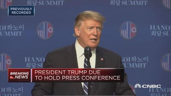 Trump and Pompeo