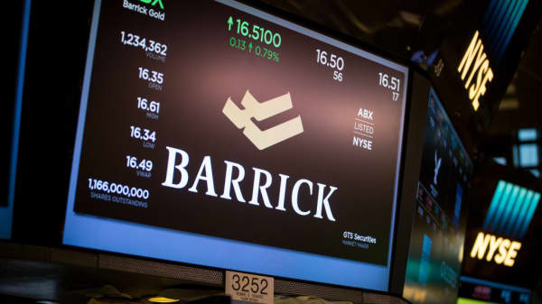 Barrick Gold CEO makes the case for Newmont acquisition