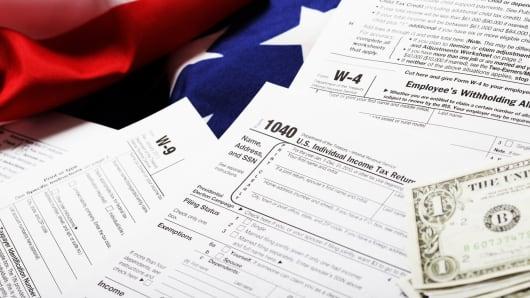 US Tax Time