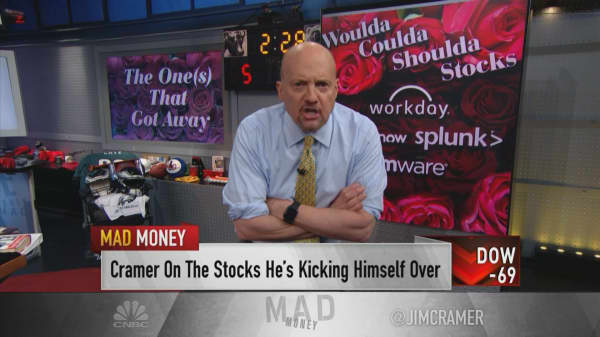 Kicking myself for not recommending these stocks: Cramer