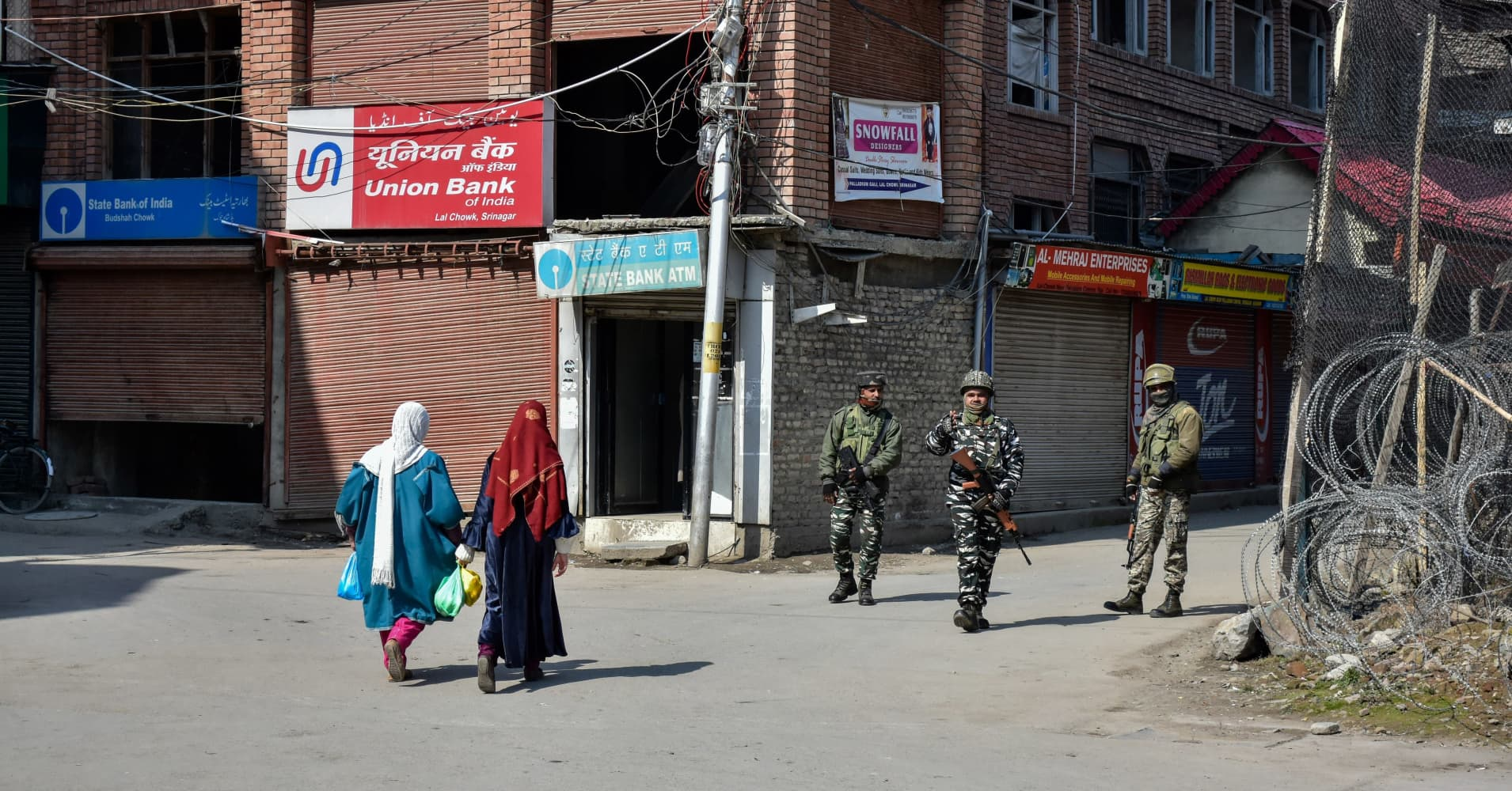 Timeline: India and Pakistan's latest confrontation over Kashmir
