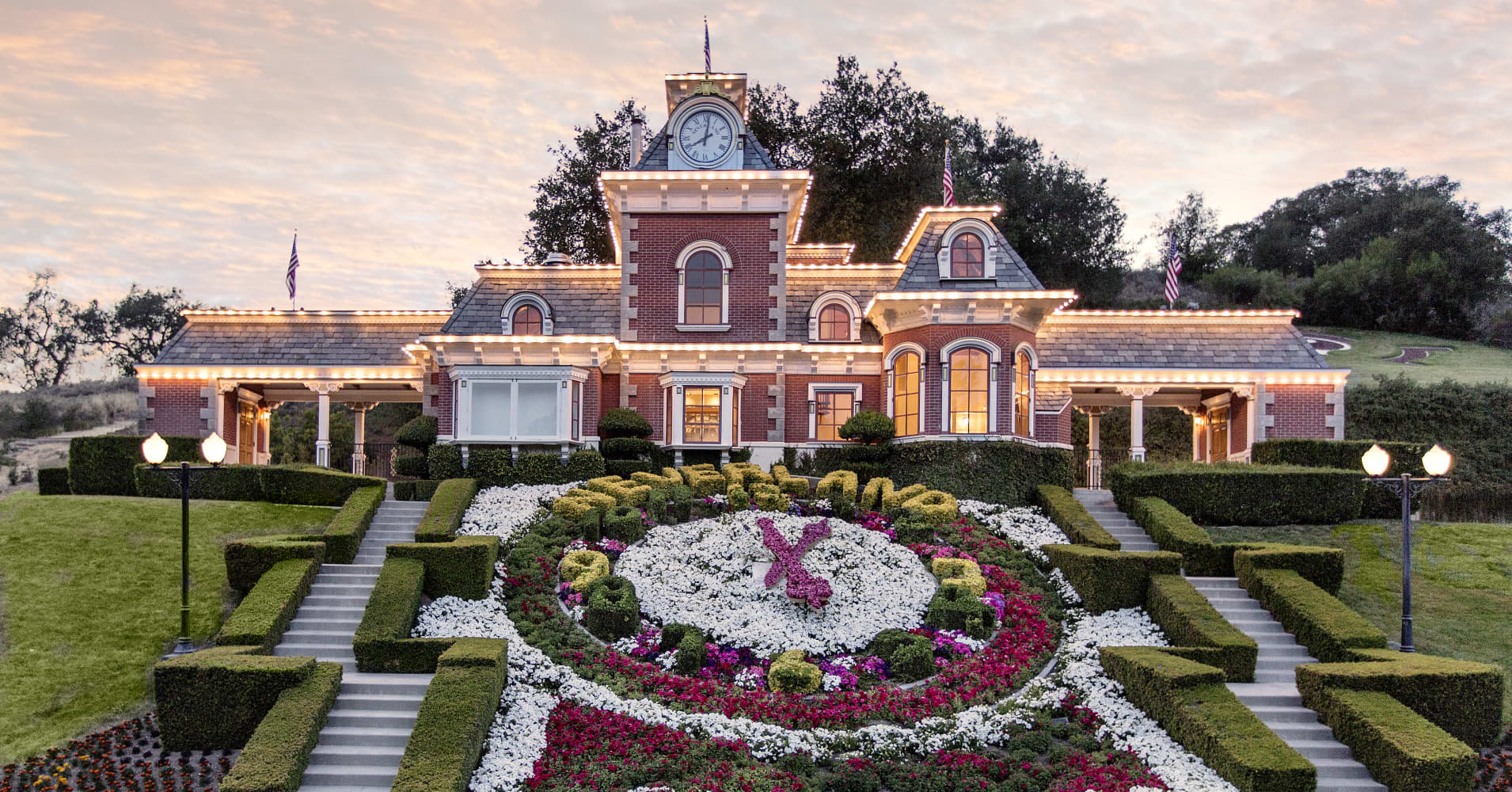 Michael Jackson's 'Neverland' ranch is on sale for a discounted $31 million