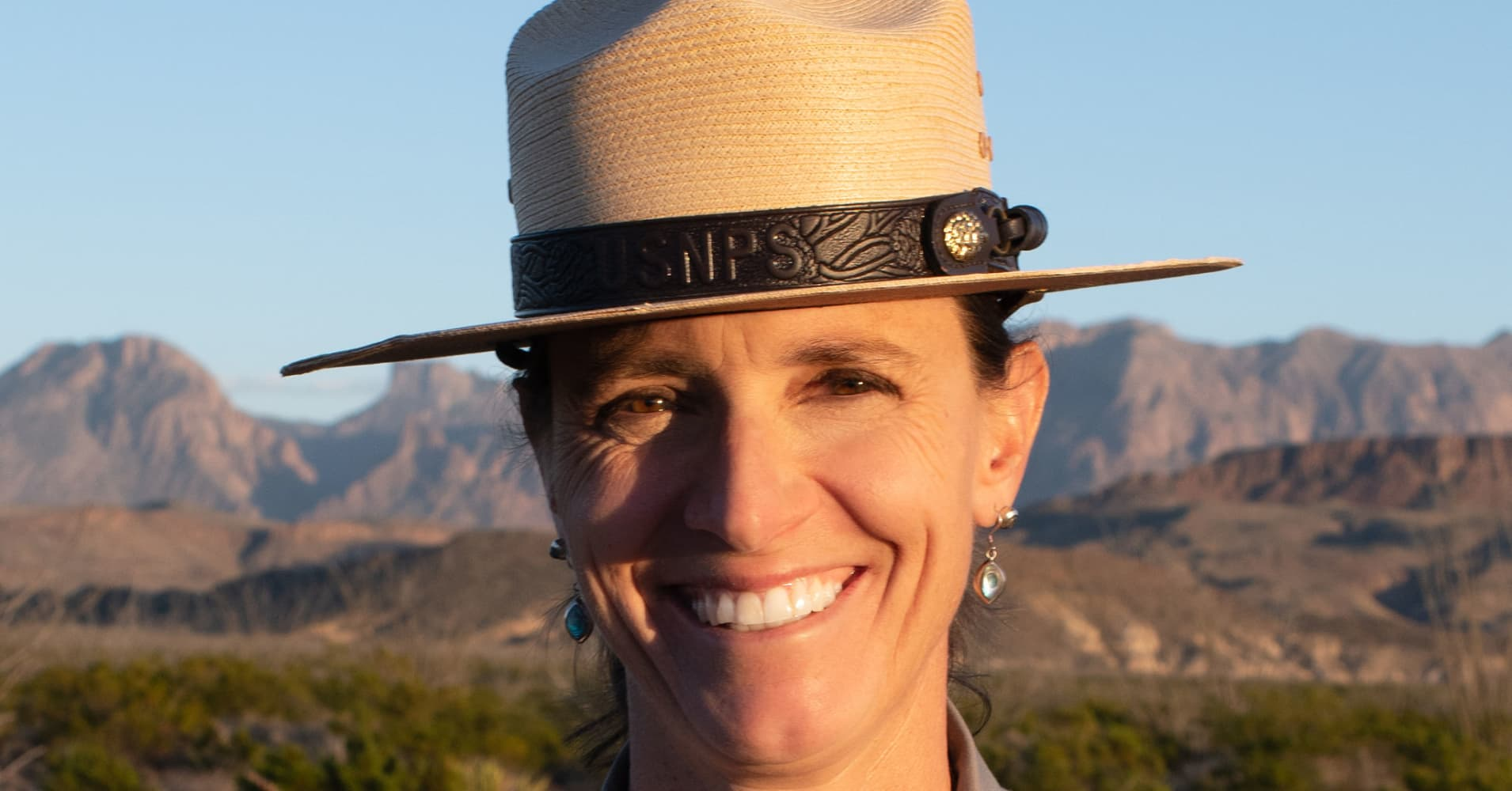 Tennessee native Lisa Hendy will become the Great Smokey Mountains National Park's first female chief ranger in April.