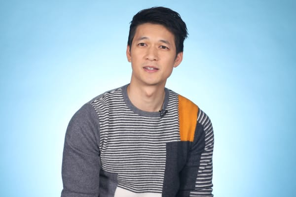 "Harry Shum Jr., star of ""Glee,"" ""Crazy Rich Asians"" and ""Shadowhunters"""