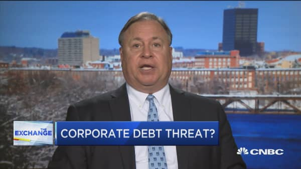Market has a huge tailwind due to debt-fueled buybacks and LBOs, says Canaccord strategist