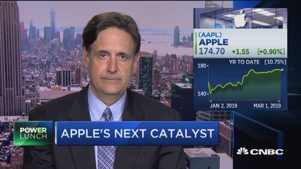 This is why Apple investors are focused on services, says research analyst