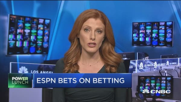 ESPN launches daily sports betting show