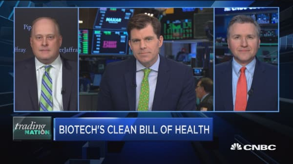 Investors can trust this kind of biotech rally, says pro