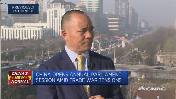 Preventing slower growth to be 'top agenda' in China's NPC: Professor