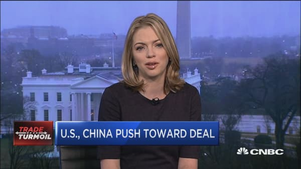 US, China in final stages of trade deal