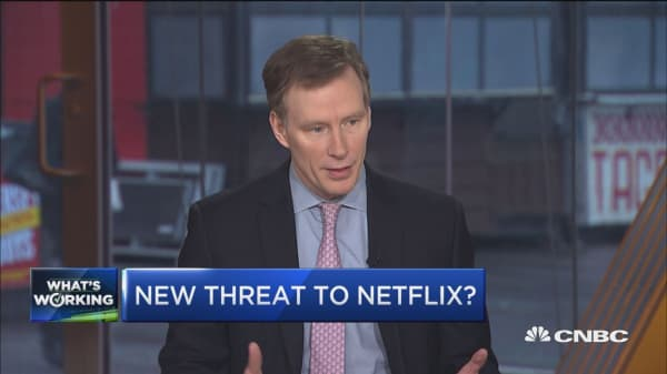 Why Netflix is dominating the streaming wars