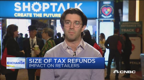 Here's how tax refunds are impacting retailers