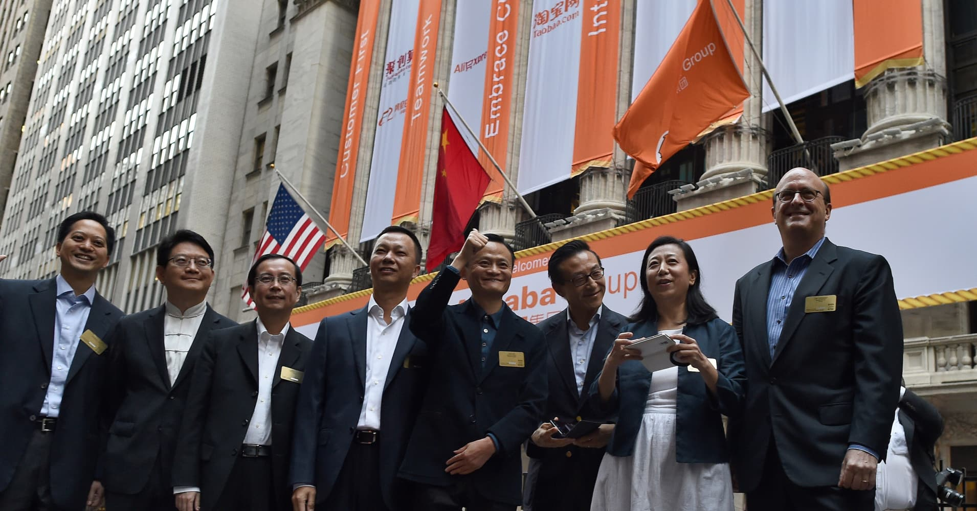 Why Alibaba gave up trying to win over U S  consumers