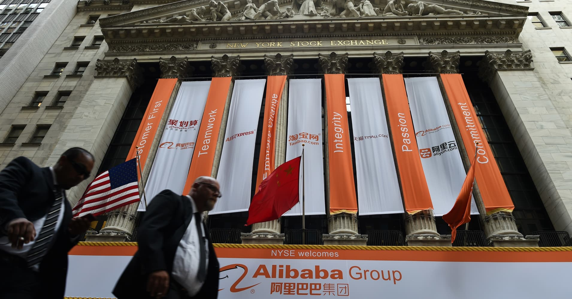 Why Alibaba is not competing with Amazon and Ebay for the US consumer