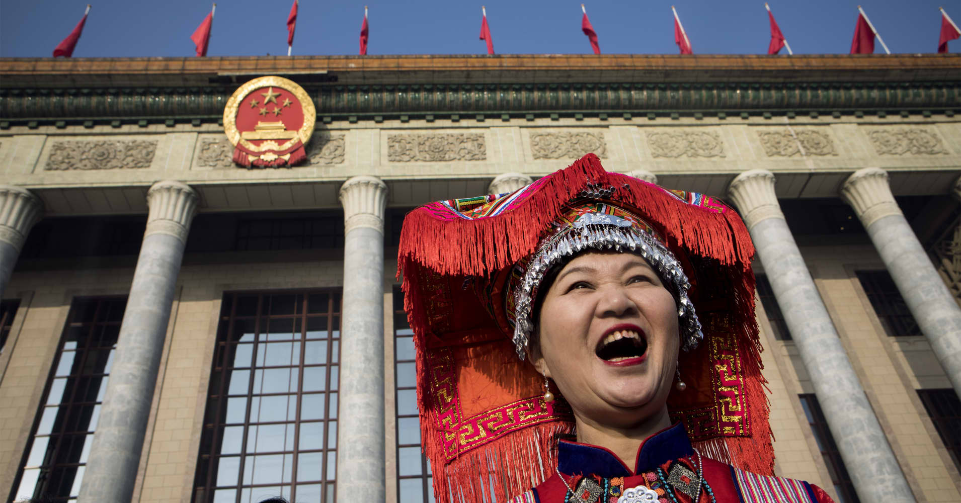 JP Morgan says China's slowing growth is 'entirely natural'